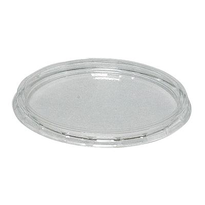 Kansi näytepurkille 5080 kirkas /50 kpl