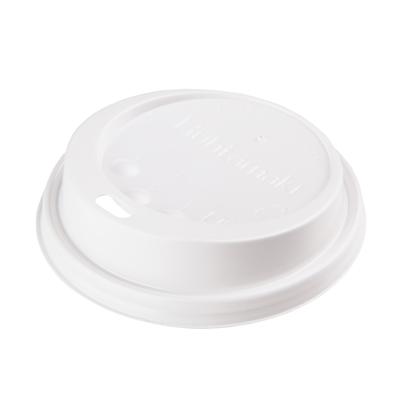 Kansi kuumajuomapikariin 250 ml muovi /100 kpl pss - Suomessa valmistettu, hävitys energiajakeena