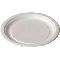 Kartonkilautanen havi Pro Standard 18 cm valkoinen/50 kpl