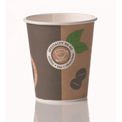 Kuumakuppi Coffee-to-go 250 ml/80 kpl