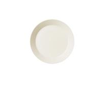 Lautanen Teema 21cm matala valkoinen