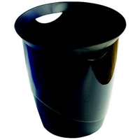 Paperikori Durable Trend 16l musta