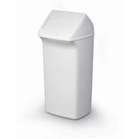 Paperikori Durabin Flip 40l heiluri valkoinen