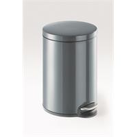 Polkuroska-astia Durable metalli 20l musta