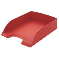 Lomakelaatikko Leitz 5227 Plus punainen