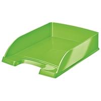 Lomakelaatikko Leitz Plus WOW A4 vihreä - kierrätysmuovia
