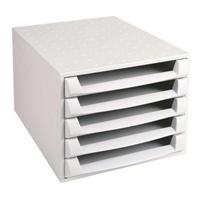 Laatikosto box 5-os harmaa/harmaa