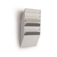 Lomaketeline Flexiboxx 9760 6-osainen vaaka valkoinen