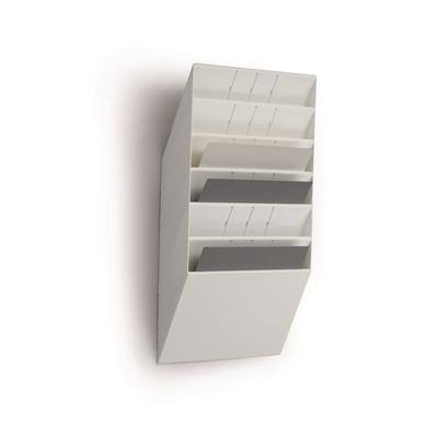 Lomaketeline Flexiboxx 9760 6-osainen vakaa valkoinen