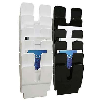 Lomaketeline FlexiPlus 6-os pysty musta