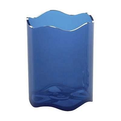 Kynäpurkki Durable Trend läpinäkyvä sininen