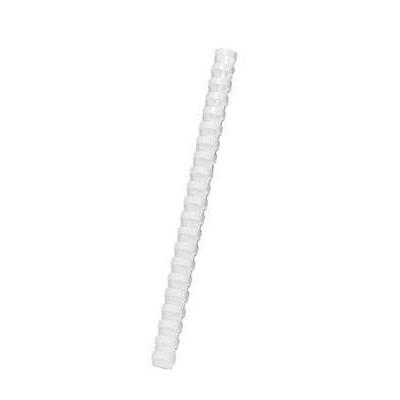 Kampaselkä Q-Connect 18mm valkoinen/50