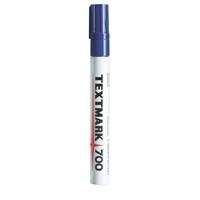 Huopakynä Textmark 700 sininen