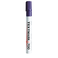 Huopakynä Textmark 700 violetti