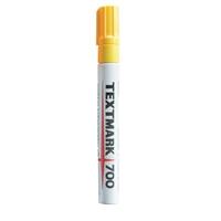 Huopakynä Textmark 700 keltainen