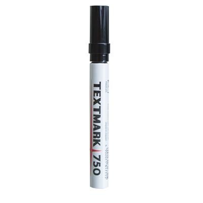 Huopakynä Textmark 750 musta
