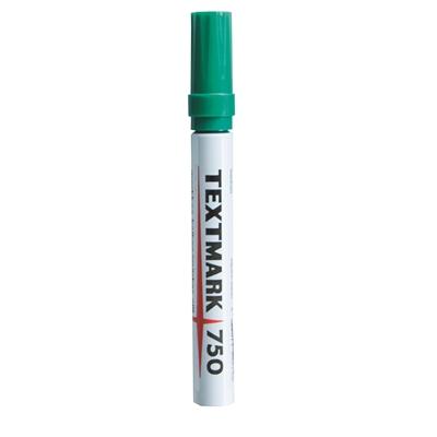 Huopakynä Textmark 750 vihreä