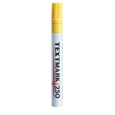 Maalikynä Textmark 250 keltainen