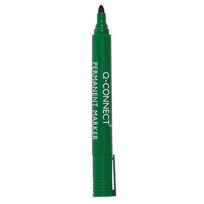 Huopakynä Q-Connect pyöreä vihreä