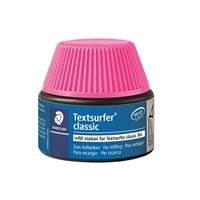 Täyttösäiliö Textsurfer 364-23 rosa 30 ml - kynä täyttyy itsekseen peräti 6 kertaa, ilman sotkua