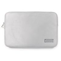 """Tietokonesuojus PORT Designs Milano MacBook 11"""" hopea"""