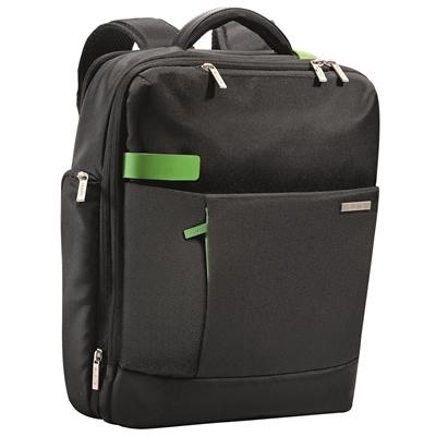 "Tietokonereppu Laptop Smart Traveller 15.6"" musta"