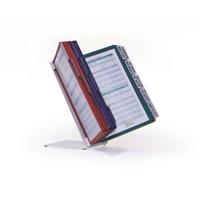 Pöytäteline - selailuteline - pikahakuteline Durable Vario A4 5699 + 20 taskua