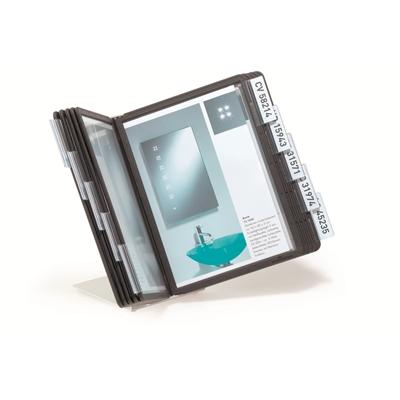 Pöytäteline Durable Vario A5 5506 10 taskua
