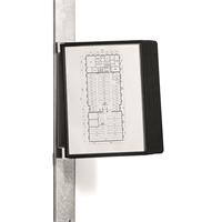 Seinäteline Durable Vario magnet wall A4 5914 10 taskua