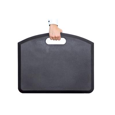 Seisomatyöpistematto GetUpMat kantokahvalla - pehmeä, helppo ottaa mukaan mihin vaan