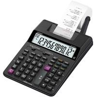 Nauhalaskin Casio HR-150 RCE - paristo- ja verkkokäyttöinen