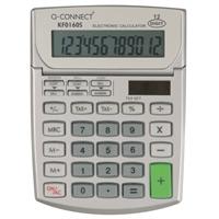 Pöytälaskin Q-Connect 12-numero pieni KF01605