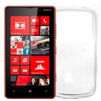 Celly GELSKIN suojaava takakotelo Nokia Lumia820