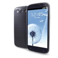 Celly GELSKIN suojaava takakotelo Samsung Galaxy S III