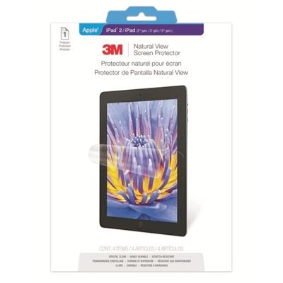 Näytönsuoja 3M iPad 2/3 tablet kirkas