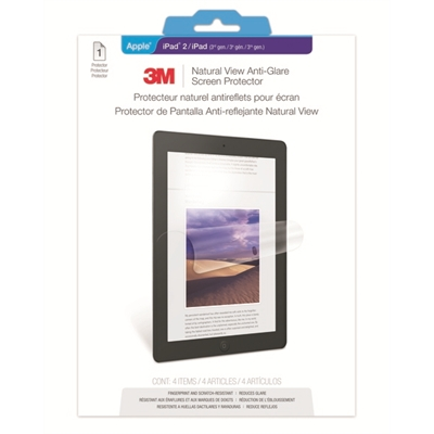 Näytönsuoja 3M iPad  2/3 tablet anti-glare