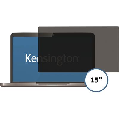 """Tietoturvasuoja Kensington 2-way 15"""" Wide 4:3 - tietosuojakalvo, joka sopii myös kosketusnäytölle"""