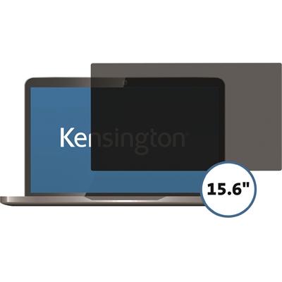 """Tietoturvasuoja Kensington 2-way 15.6"""" Wide 16:9 - tietosuojakalvo, joka sopii myös kosketusnäytölle"""