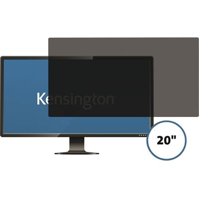 """Tietoturvasuoja Kensington 2-way 20"""" Wide 16:9 - tietosuojakalvo, joka sopii myös kosketusnäytölle"""