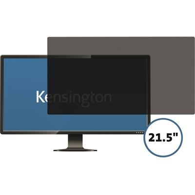 """Tietoturvasuoja Kensington 2-way 21.5"""" Wide 16:9 - tietosuojakalvo, joka sopii myös kosketusnäytölle"""