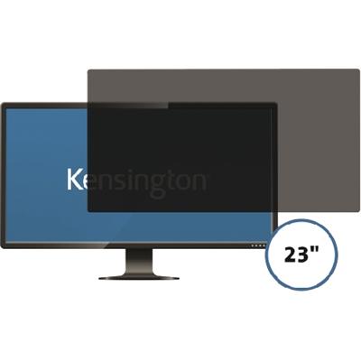 """Tietoturvasuoja Kensington 2-way 23"""" Wide 16:9 - tietosuojakalvo, joka sopii myös kosketusnäytölle"""