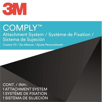 Tietoturvasuojan saranateippi 3M Comply kapea kehys
