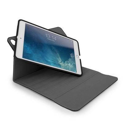 """Kansio tabletille Targus Versavu iPad mini 1/2/3/4  8"""" musta - yhteensopiva Apple iPad mini 1/2/3/4"""