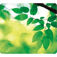 Hiirimatto eko 229x203x2 mm kierrätysmateriaalista lehdet