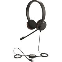 Kuuloke Jabra Evolve 20 MS USB - melua vaimentava mikrofoni