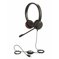 Kuuloke Jabra Evolve 30 II MS stereo