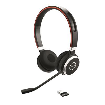 Kuuloke Jabra Evolve 65 MS langaton stereo