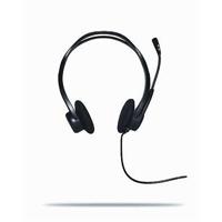 Kuuloke Logitech PC 960 - edullinen kuuloke mikrofonilla ja melunvaimennuksella