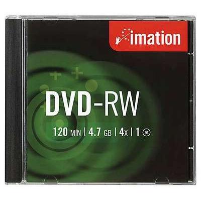 DVD-RW Imation 4X 4.7GB/120min
