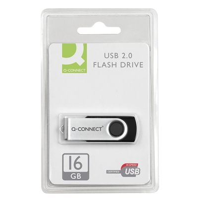 Muistitikku Q-Connect USB 2.0 16GB